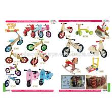 Vélo en bois, jouets pour enfants, équilibre en bois, vélo, vélo à bas prix