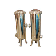 Bag Filter Vessel with 1 Micron PP/ PE Filter Sock