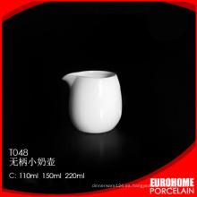 china compra online suministra fina jarra de leche nueva china de hueso