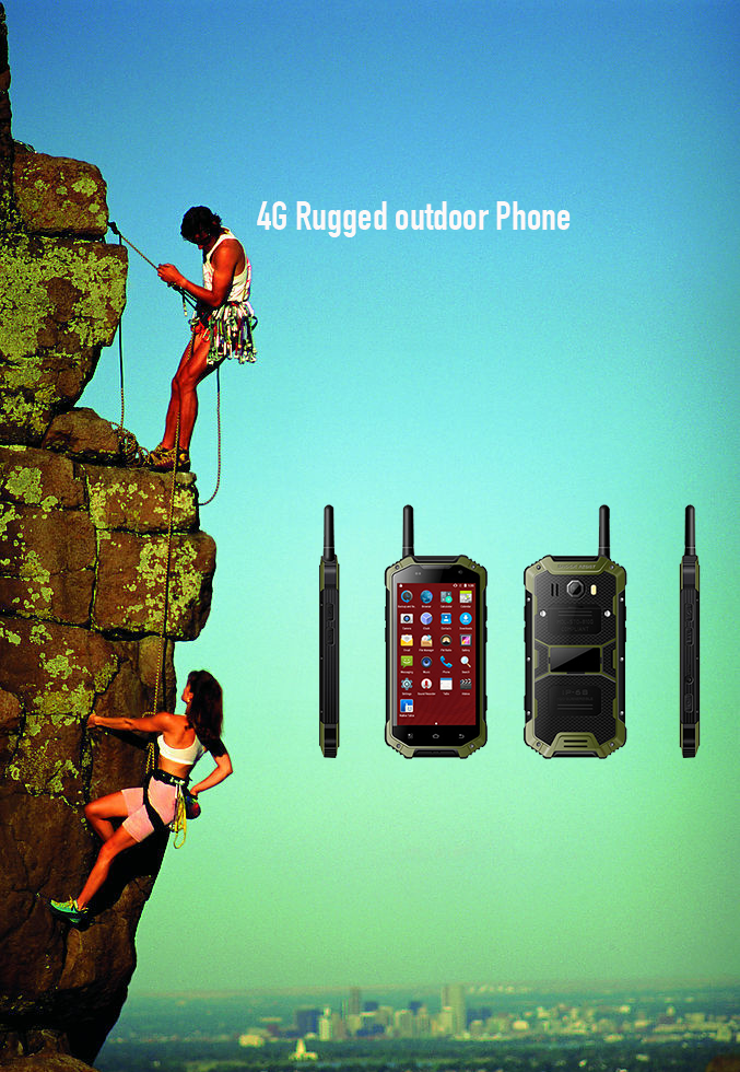 4G Rugged outdoor Phone