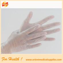 examen guantes de vinilo desechables guantes de PVC