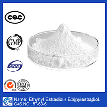 99% de pureza No. CAS: 57-63-6 Ethynyl Estradiol Ethinylestradiol