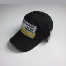 6 Panel Bordado Patch Sports Cap