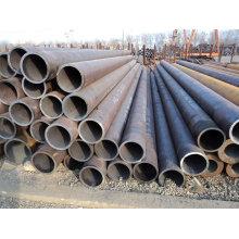 Tubulação de aço-carbono soldado ERW
