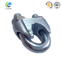 Metal fasteners type B wire rope clip