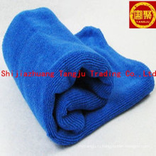 Высокая абсорбциа пользовательские полотенце, ткань из микроволокна полотенце махровое