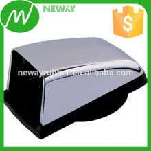 Soem u. ODM Silber überzogene Oberflächenplastikkappe