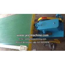 JXSC Cheap Laboratory Mineral Testing Machine 0-5TPH Small Mining Shaking Table 1100