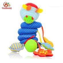 Großkundenspezifisches Jolly Baby-Krippen-hängendes Spielzeug