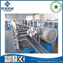 Used Galvanized Roller Shutter Slat roll forming machine