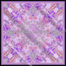 Bufanda de seda japonesa del nuevo diseño 2014