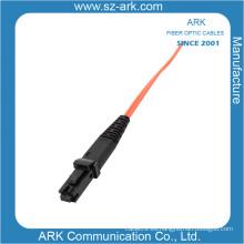 MTRJ-MTRJ Multimodo Duplex Cable de fibra óptica / Patchcord