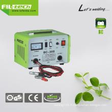 Chargeur de batterie portable Transformer 12V / 24V AC (BC-12S / 13S / 15S / 16S / 18S / 20S / 30S / 50S)