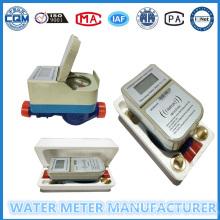 Prepaid Individual Water Flow Meter One Meter One Card