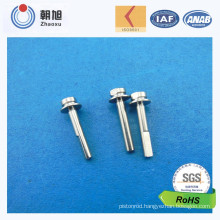 China Supplier Promotional Stainless Steel Self Drilling Screws with High Precision