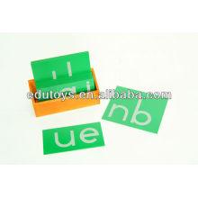 Montessori Wooden Letters Toys