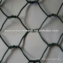 Positive Twist Hexagonal Wire Netting Manufacturing
