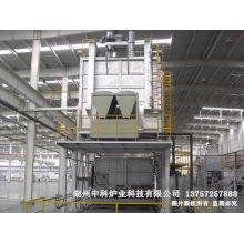 Four de traitement thermique en aluminium