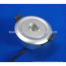 electronic led down light in China market