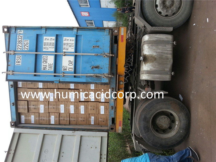 Humic Acid Soluble Potassium Humate Loading Picture