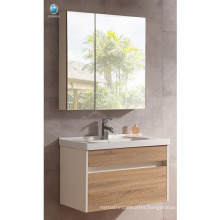 VT-083 Chinese new design bathroom vanity plywood bathroom cabinet wall mounted mirror cabinet