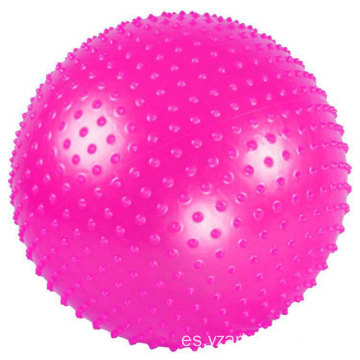 Fitness Exercise Pilates Workout Anti Burst Hot Selling Barbed Yoga Gym Inflatable Ball