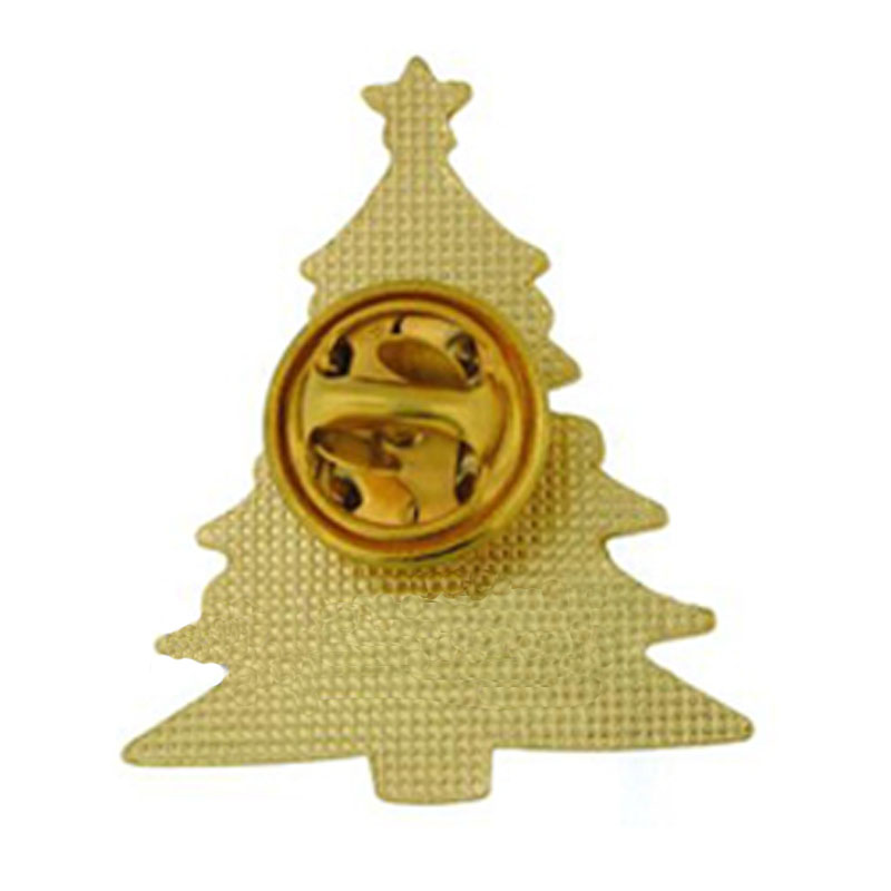 Christmas Tree Lapel Pin Backing
