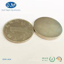 25mm Durchmesser Disc Magnet Permanent Magnet Generator