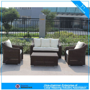 Два кресла для отдыха плетеные гостиной диваны CF875