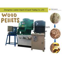 2016 Pelotita de madera de cáscara de arroz de la aprobación del Ce del ahorro de energía que hace la máquina