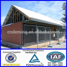 DM cheap fence high quality HDG temporary fence (factory in anping)