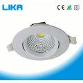 3W hochqualitatives einstellbares eingebettetes LED-Downlight