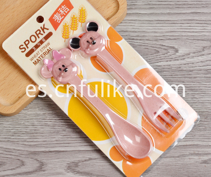 Cartoon Spoon