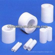 China Fábrica llena de productos de tubo ptfe (tubo de tubo de plástico)