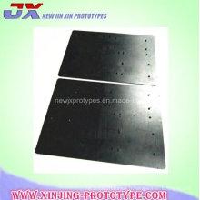 Fraisage CNC personnalisé par commande numérique par ordinateur d'aluminium / aluminium anodisé par commande numérique par ordinateur