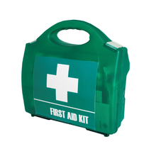 Portable Empty Medical Box ABS First Aid Bag