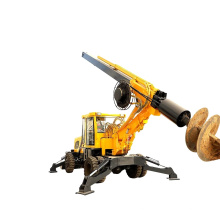 HWDR150D rotary drilling rig machine TYSIM piling rotary rig rotary pile drilling rigs