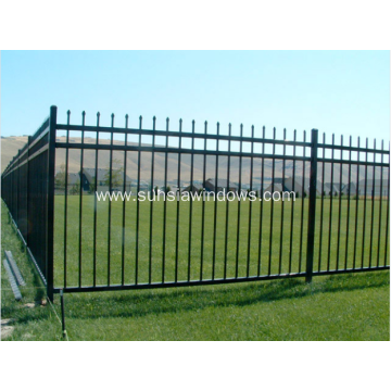Commercial Aluminum Fencing Backyard Fence