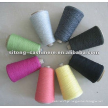 100% de fios de lã