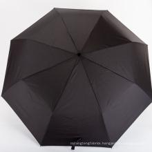 Best Gentleman's Compact Umbrella Wooden Handle