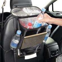 Universelle Aufbewahrungstasche zum Aufhängen im Auto mit Eisbeutel