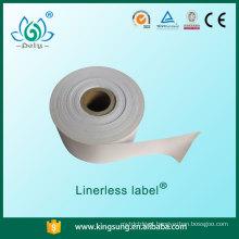etiquetas de preço de papel eletrônico, etiqueta sem liner