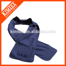 Fashion polyester custom plain cheap scarf