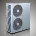 kommerzielle Anwendung der Luft-Wasser-Wärmepumpe