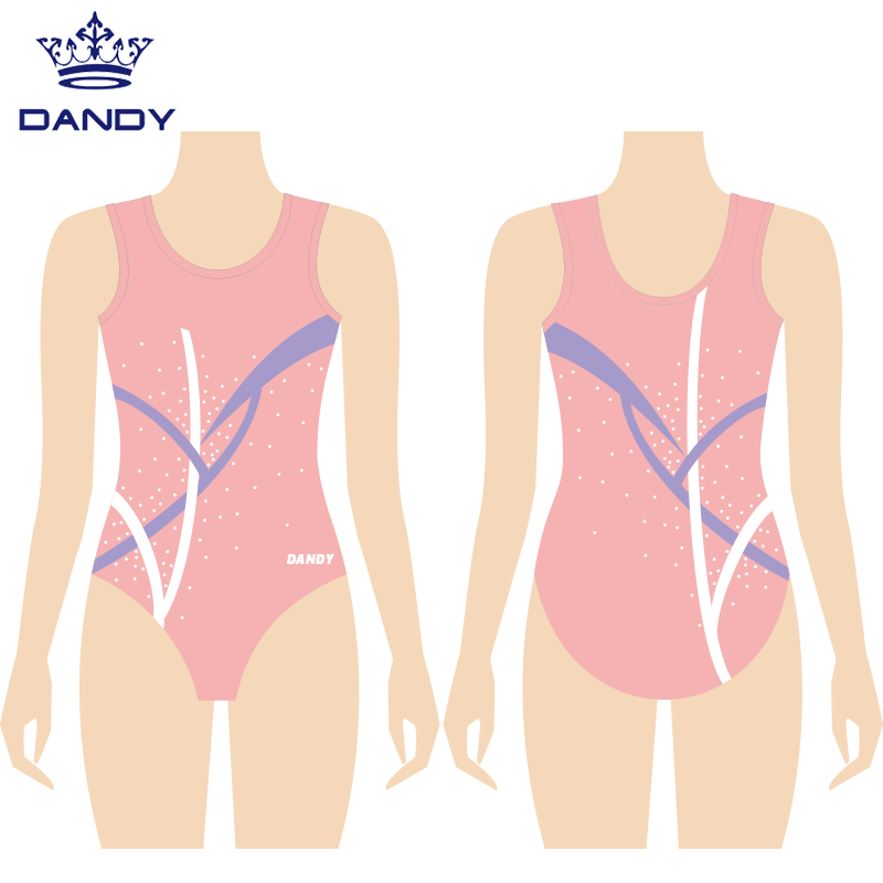 long sleeve competition leotards
