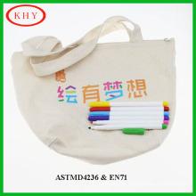 Un-Washable Textile Marker Pen for Painting on Cloth