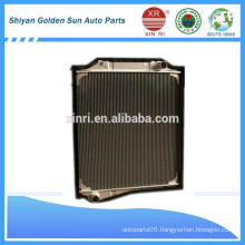 Aluminum Tube Radiator for Truck Parts 1124113147001 Applied to FOTON AUMAN