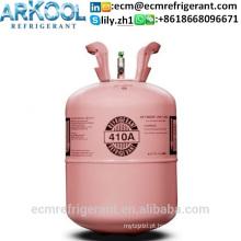 refrigerante misto R410a para ar condicionado