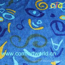 Tela 2016 de la tapicería del asiento de carro de la cubierta de la cabecera