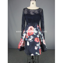 New Fashion A-line Vintage Lace Prom Dress